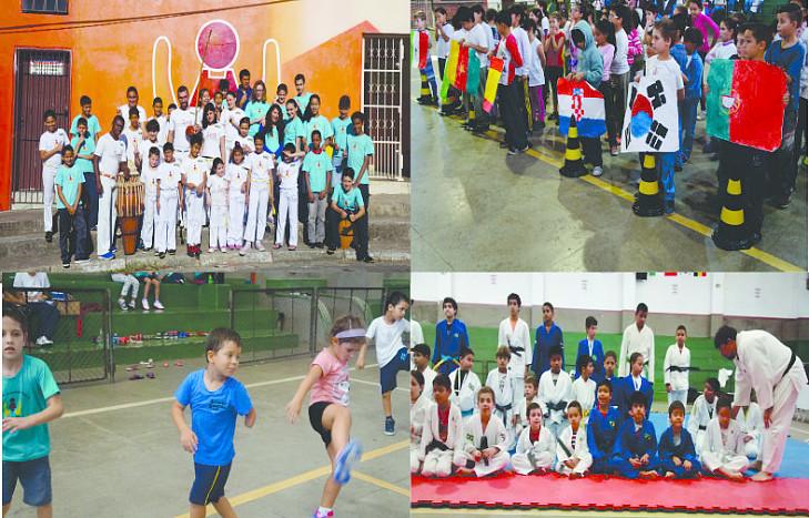 Esporte, integração e inclusão