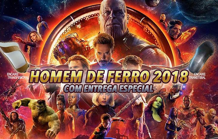 Homem de Ferro 2018